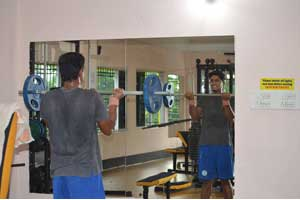 Siliguri Club Facilities 2